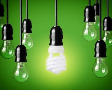 Electric light bulb concept