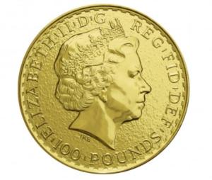 A collectible coin