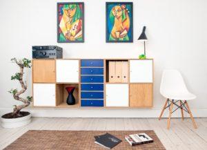 Minimal home interior design