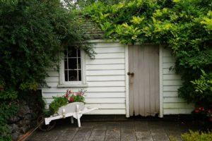 Is your shed secure?
