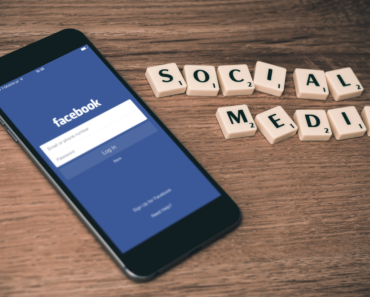 Social media facebook concept