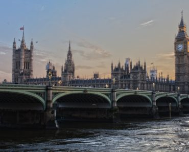 Big Ben and Westminster in London