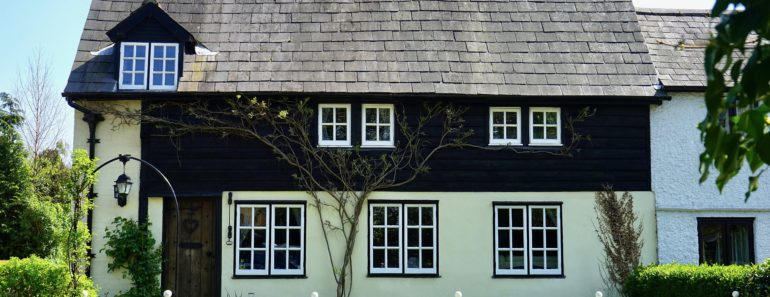 A desirable country cottage