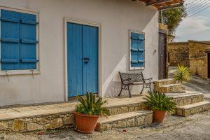 A pretty village house in Cyprus