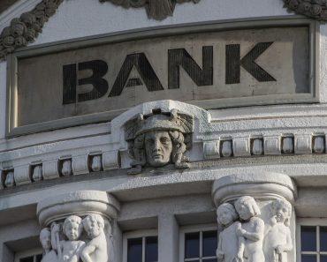 A high street bank