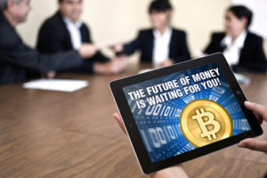 Bitcoin the future of money - Image source: Flickr.com