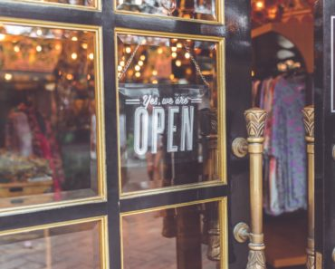 A shop run by a small business retailer