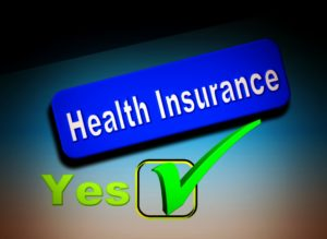 Yes to health insurance
