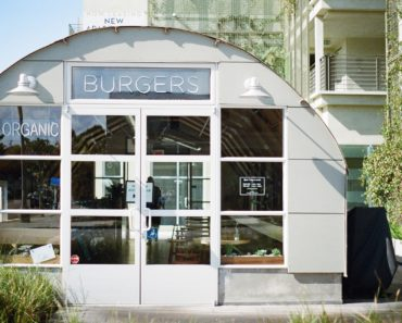 A burger restaurant