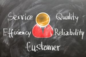 Customer service and reliability
