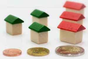 A mortgage and secured loan concept