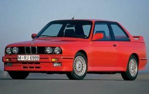 BMW – M3, 1991