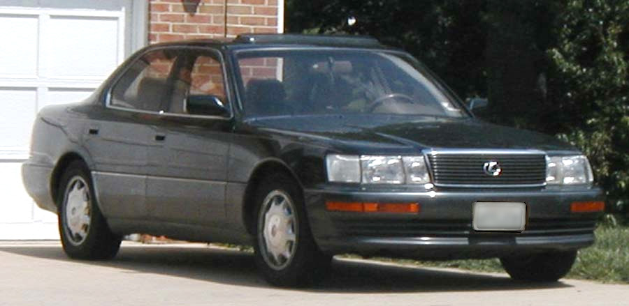 Lexus LS 400, 1994