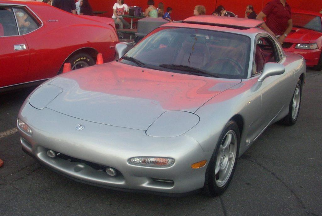 Mazda RX-7, 1993
