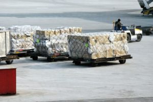 Parcels and freight handling