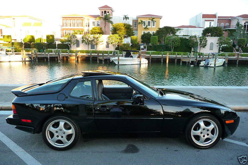 Porsche 944, 1991