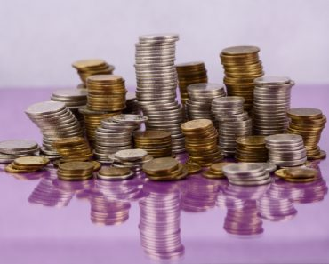 Making piles of money