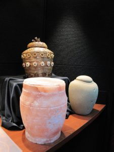 Cremation urns