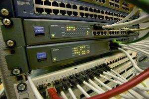 A data centre network