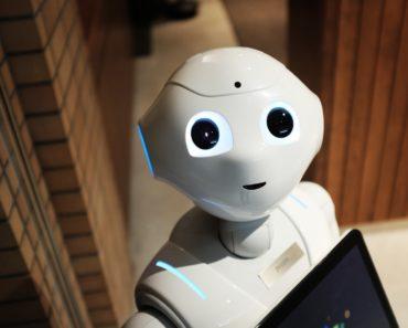 A humanoid robot