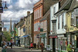 St Ives high street