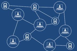 A blockchain concept